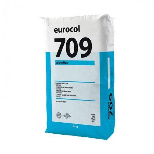 Eurocol 709 Superflex tegellijm grijs