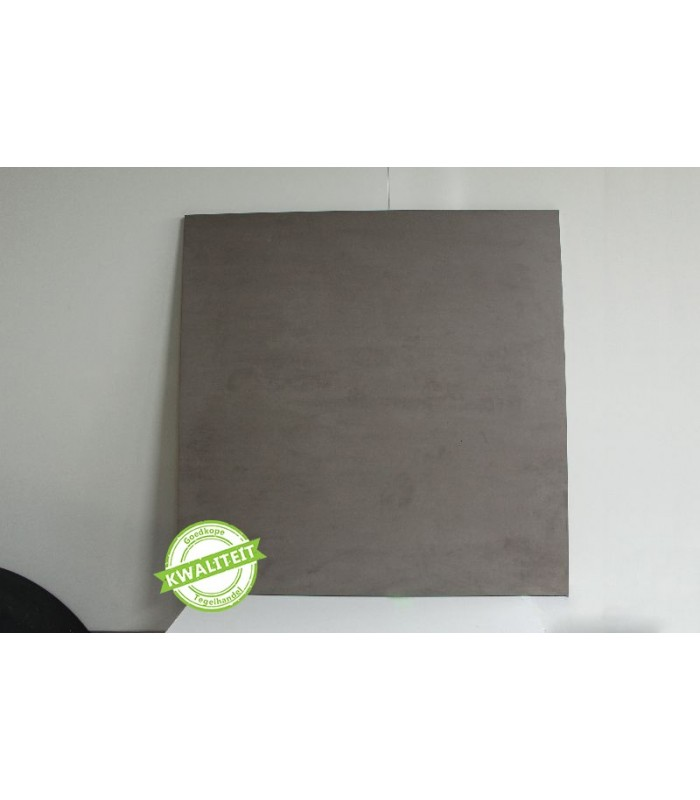 Tegel grijs 89,5x89,5
