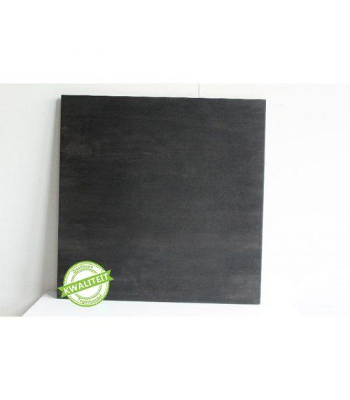 del conca zwart 60x60